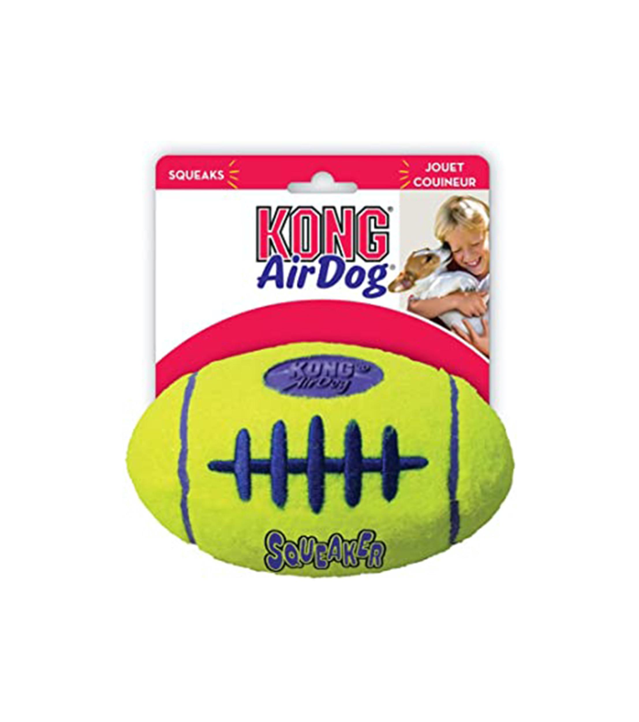 Kong AirDog Football Squeaker