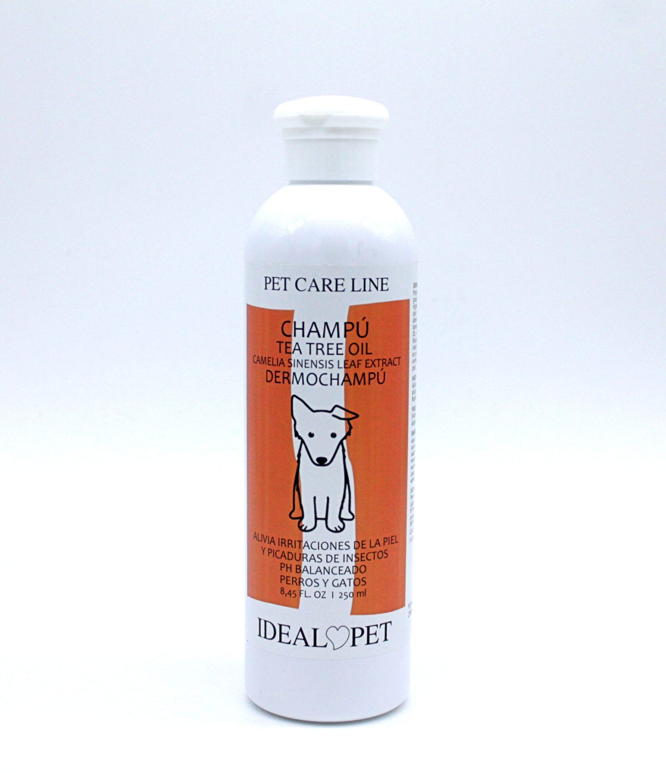 Dermochampú Tea Tree Oil