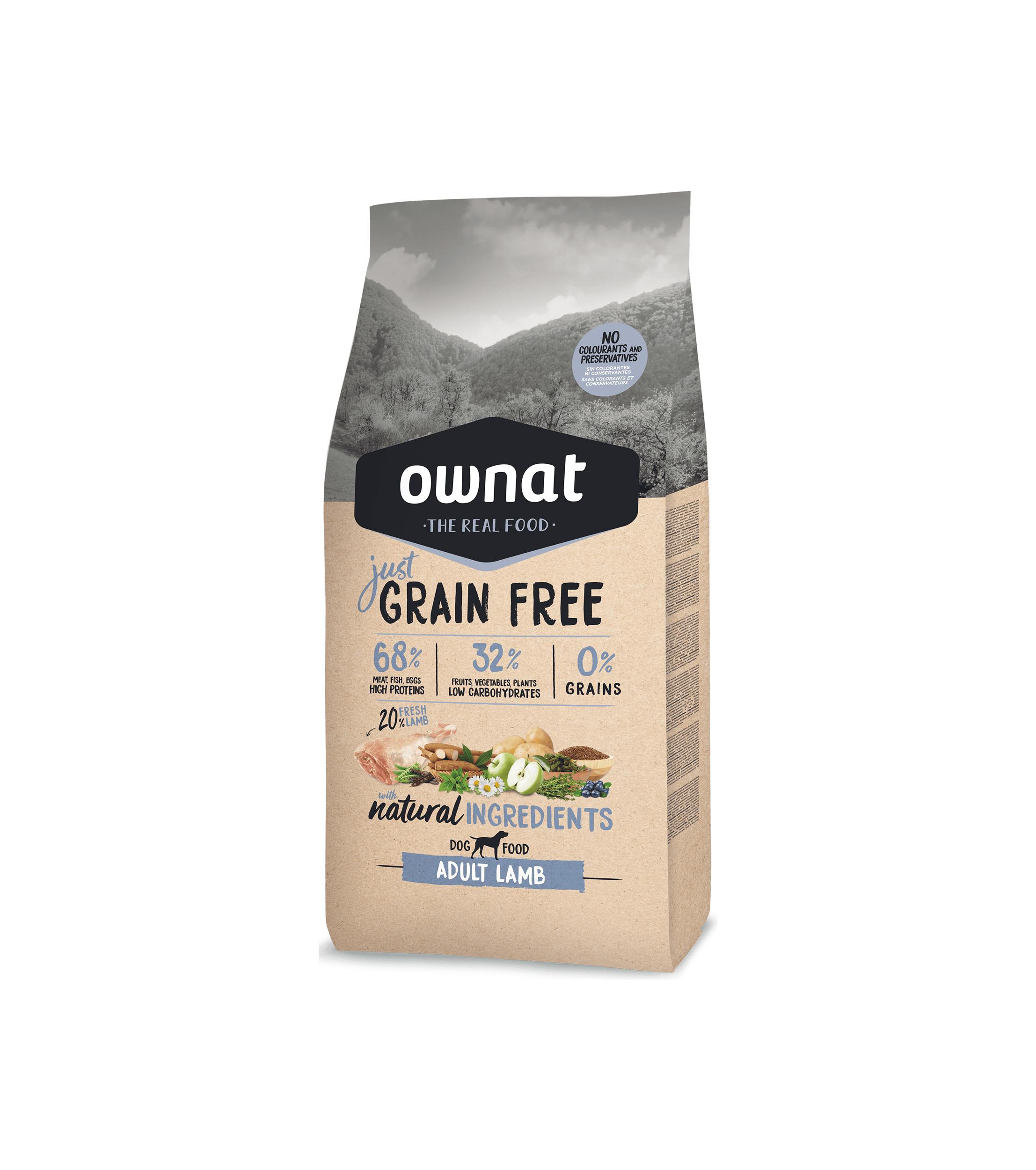 Ownat Grain Free Cordero