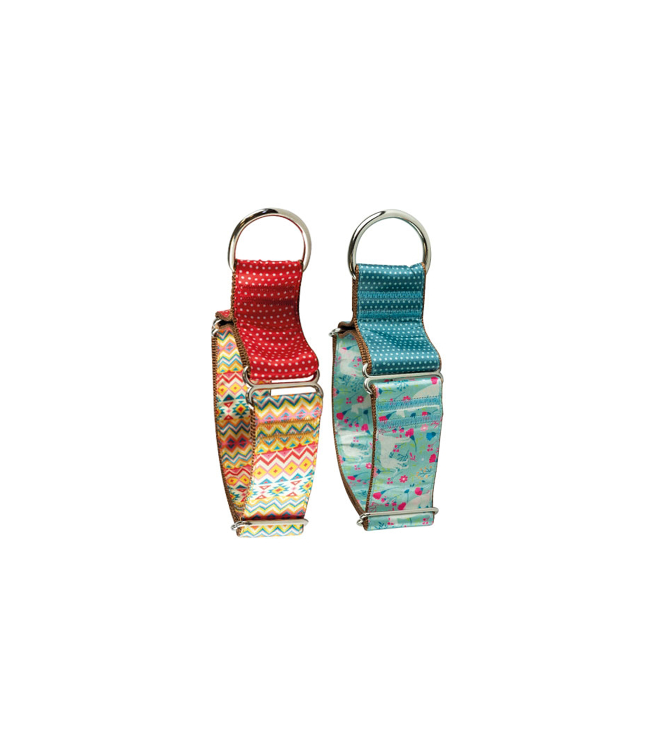 Martingale Perros Azul/rosa